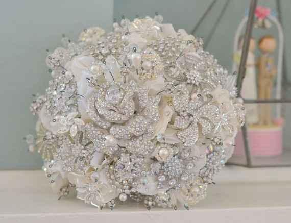 Bouquet jóias 2