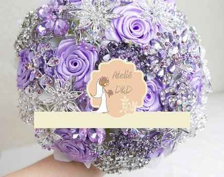 Bouquet jóias 3
