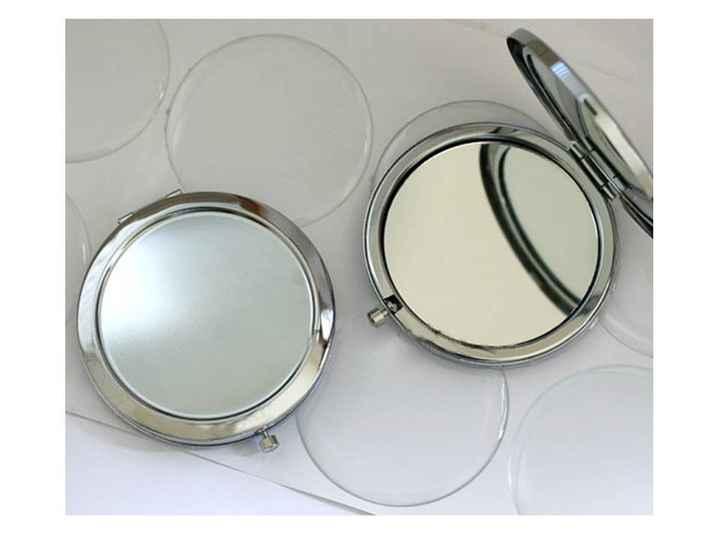 Espelho DIY