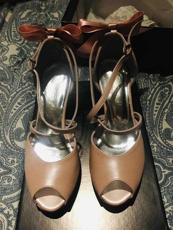 Sapatos - Check ✅ - 2