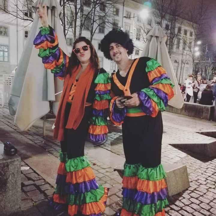 Disfarce de carnaval a dois: partilha 😍 - 1