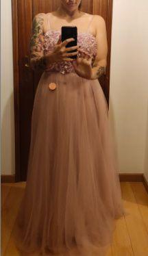 Vestido de noiva baratinho 1