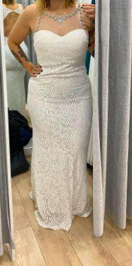 Vestido de noiva baratinho 3