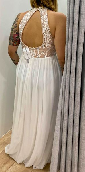Vestido de noiva baratinho 4
