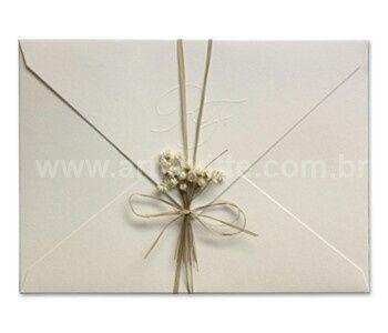 Flores secas para convites - 1