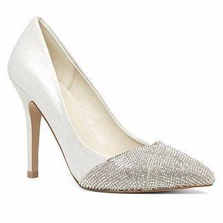 1adee905d Sapatos de noiva aldo - meio check!