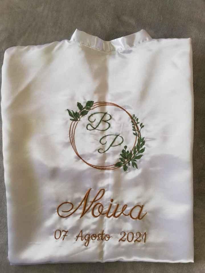 Robes das noivas e damas... - 1
