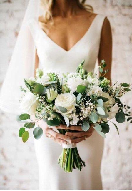 Flores e vestido 1