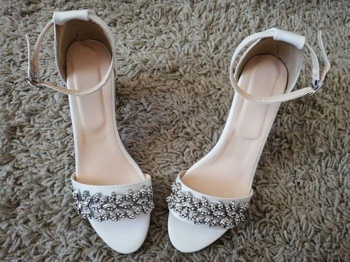 Sandálias para o grande dia ! 2