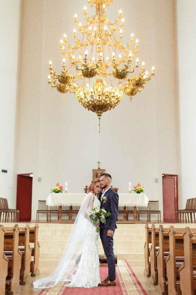 Fotos do segundo casamento 💕⛪ - 25