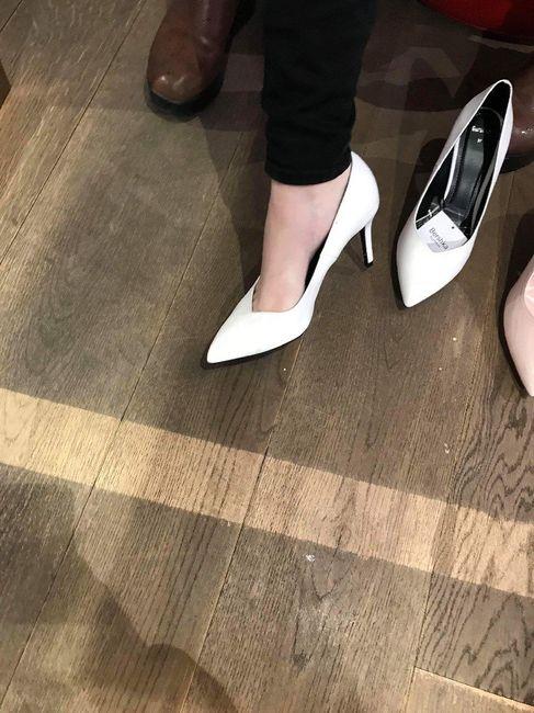 Help, opinião sapatos 2