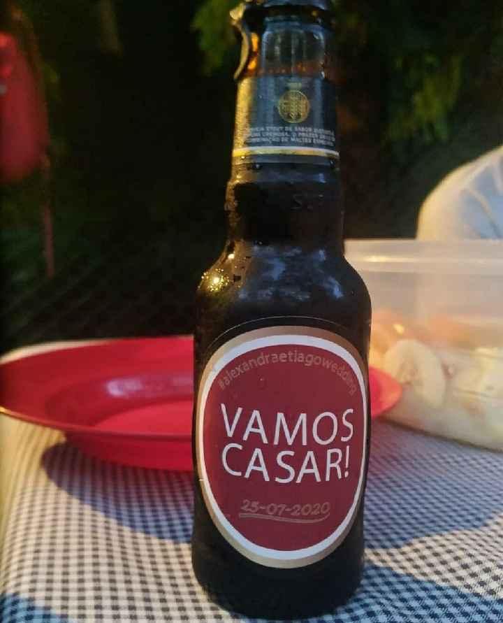 Cervejas personalizadas - 1