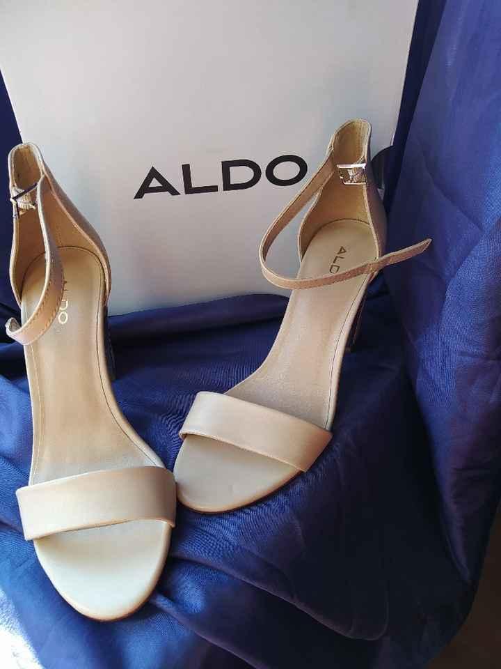 Sapatos de Noiva - 2