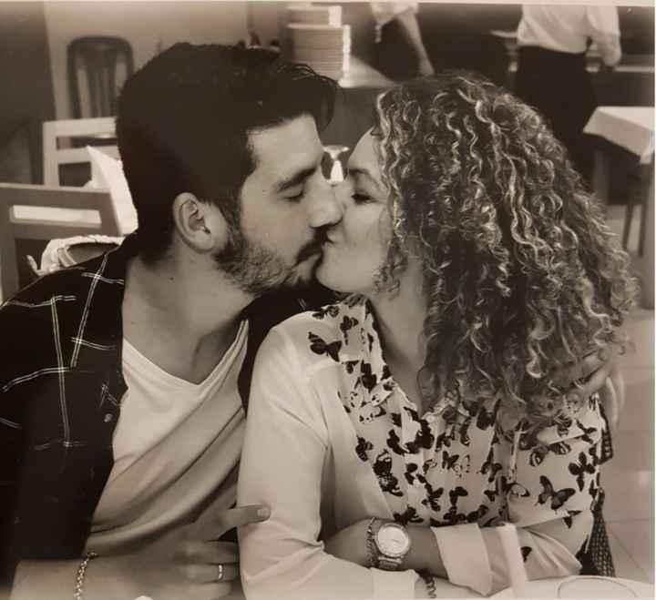 A foto mais romântica de Casamentos.pt é.. - 1