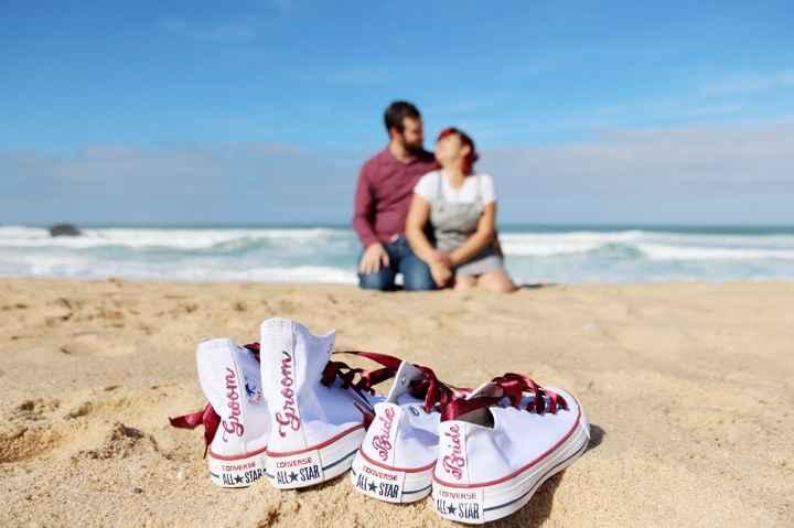 Já têm sapatos de noiva? - 2