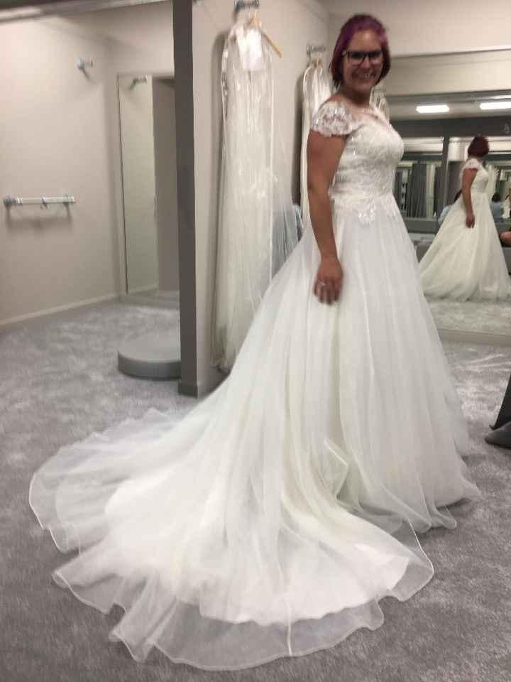 a escolha do meu vestido - 1