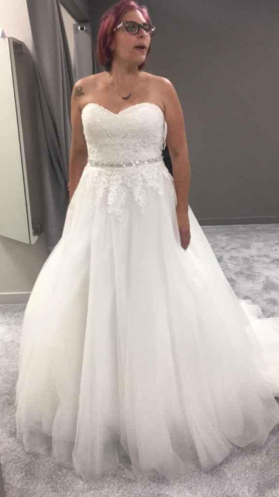 a escolha do meu vestido - 3
