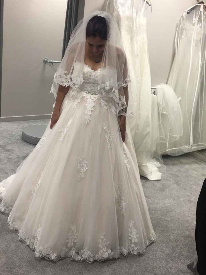 a escolha do meu vestido - 8