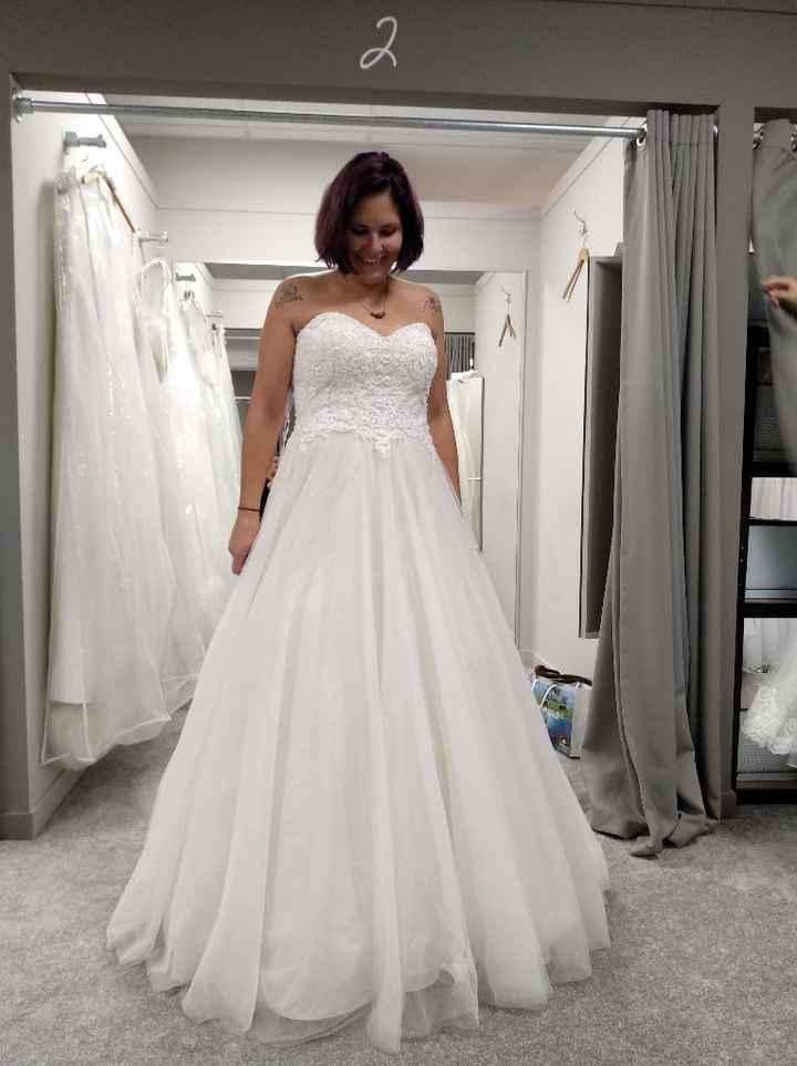 a escolha do meu vestido - 9