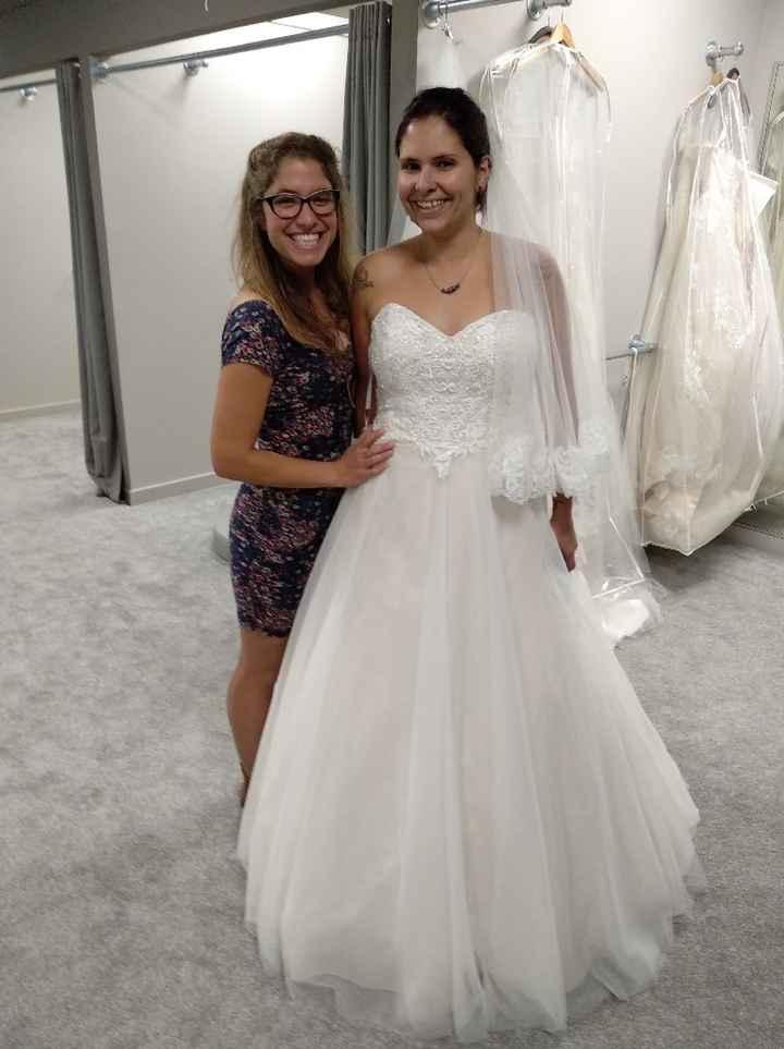 a escolha do meu vestido - 12