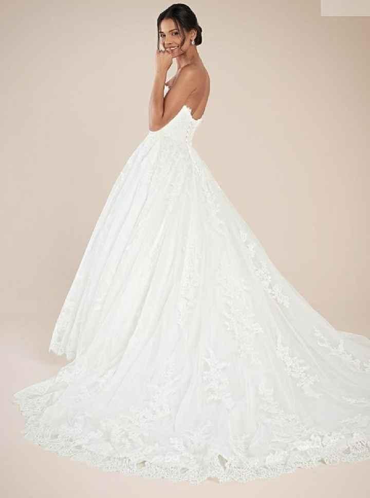 o que mais gosto num vestido de noiva - Sofia - 1