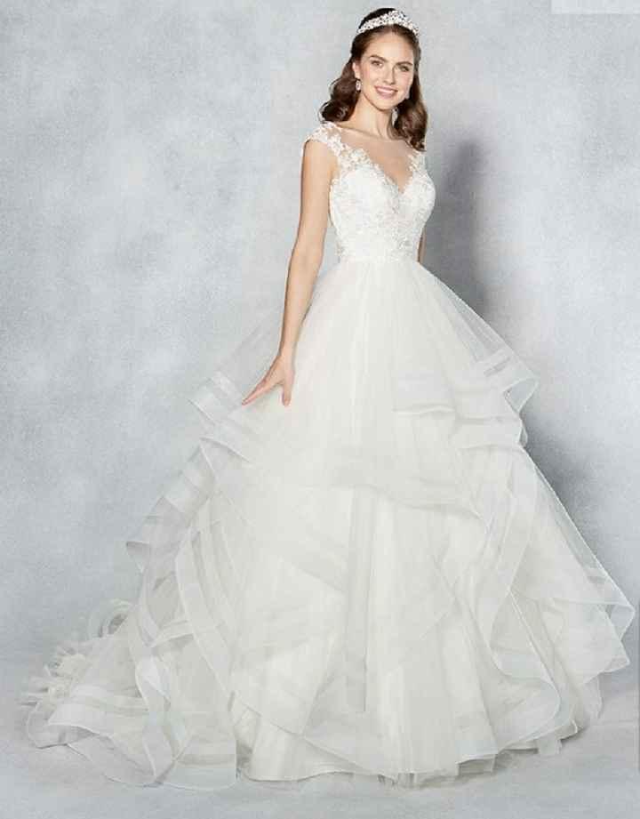 o que mais gosto num vestido de noiva - Sofia - 2