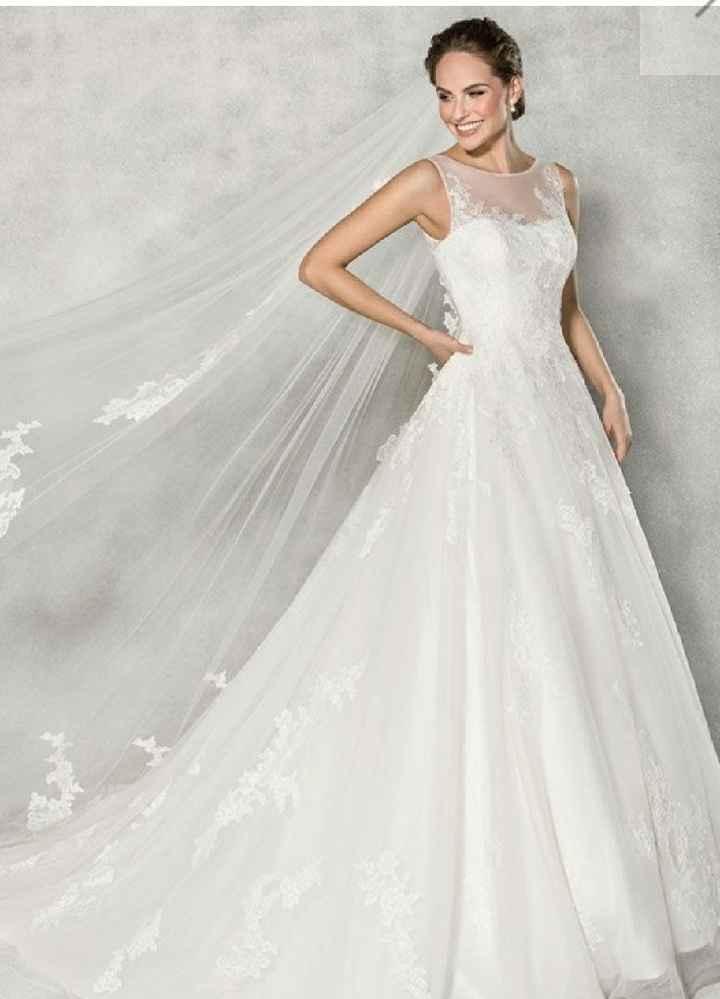 o que mais gosto num vestido de noiva - Sofia - 3