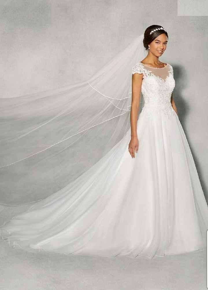 o que mais gosto num vestido de noiva - Sofia - 4