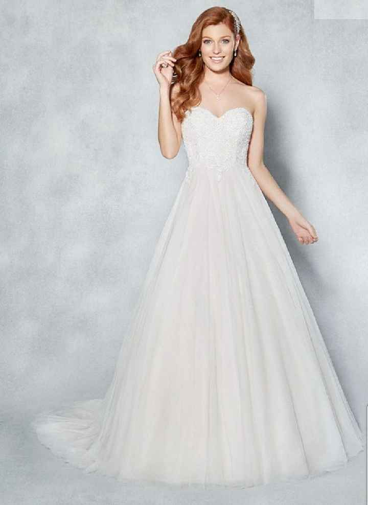 o que mais gosto num vestido de noiva - Sofia - 6