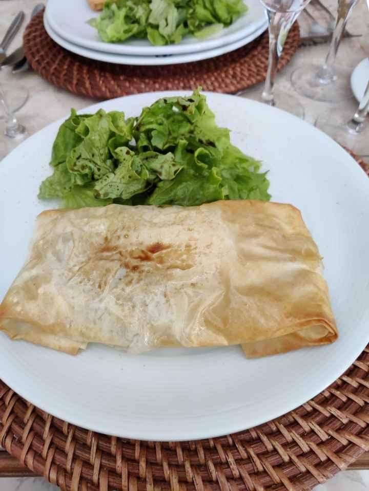 Degustação de menu vegetariano - 1