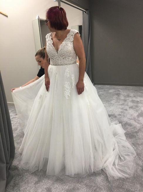 a escolha do meu vestido - 2