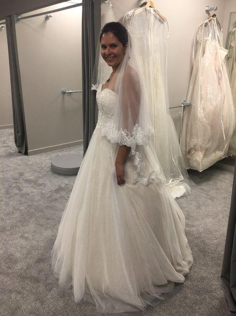a escolha do meu vestido - 11