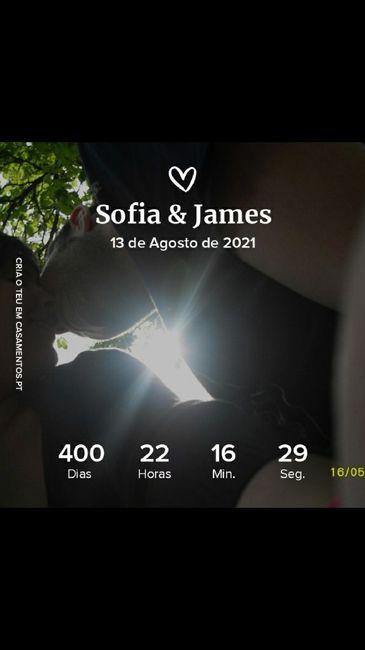 400 dias... Outra vez 💍 - 1