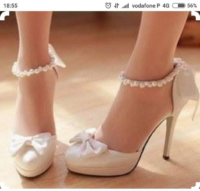 Sapatos no Porto - 1
