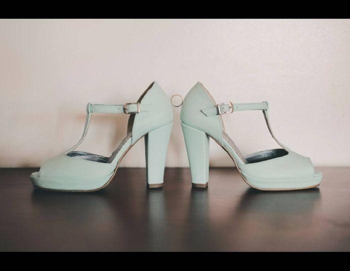 Sapatos no Porto - 2
