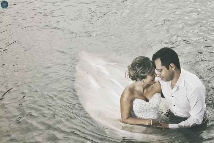 Trash the Dress _ Foto 1