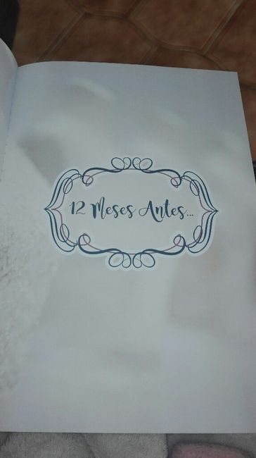 Agenda de noiva - 2
