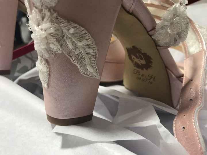 Sapatos de Noiva 😍 - 3