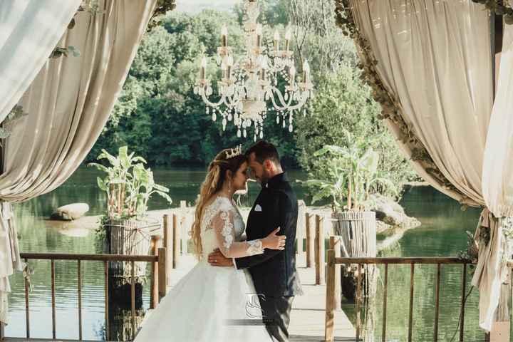Casamento de Sonho - Conto de fadas  Bárbara & Hélder 09.07.2019 - 1