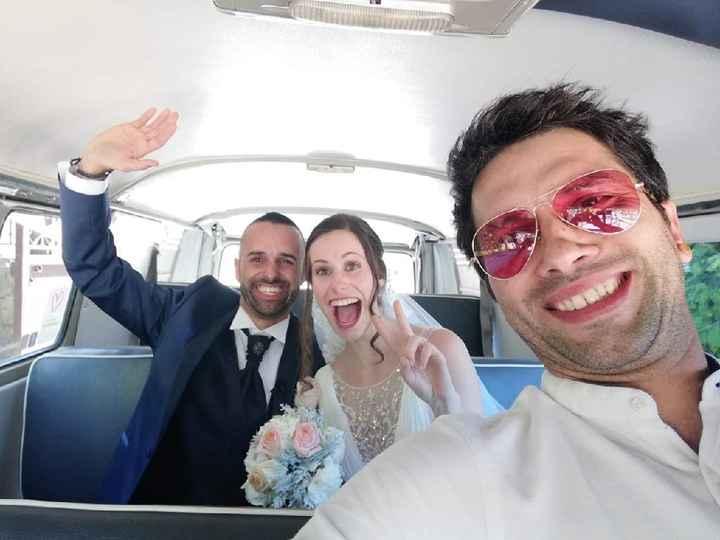 25 de Maio de 2019, a Sandra e o Nilton casaram! ❤️ - 1