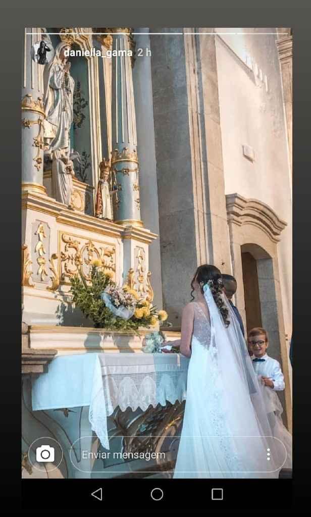 25 de Maio de 2019, a Sandra e o Nilton casaram! ❤️ - 10