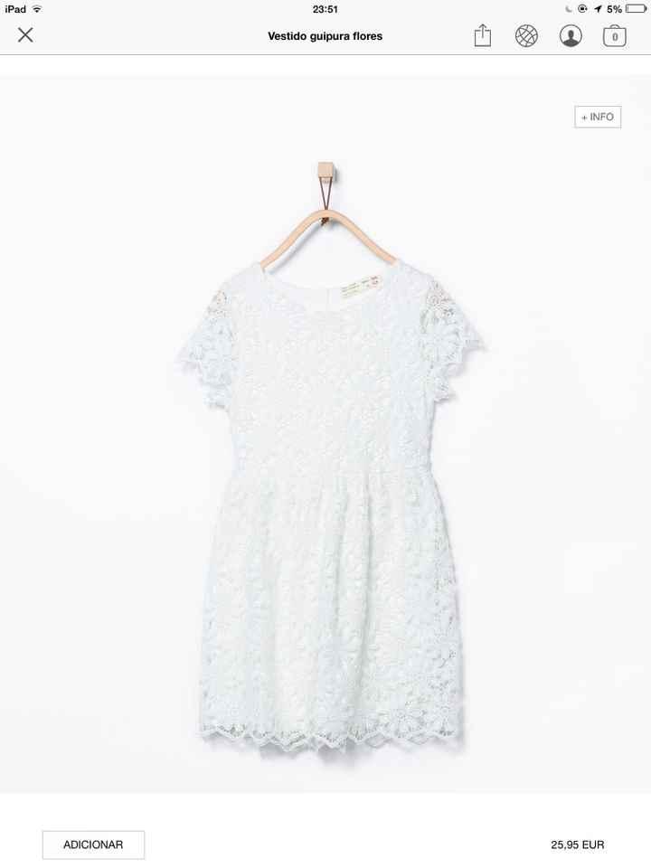 Vestidos criancas - 1