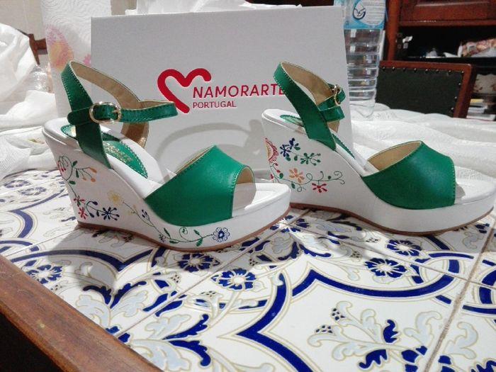 Sapatos namorarte 2