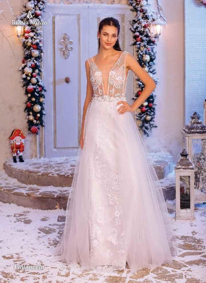 Tendências Vestidos de Noiva 2020 - 6