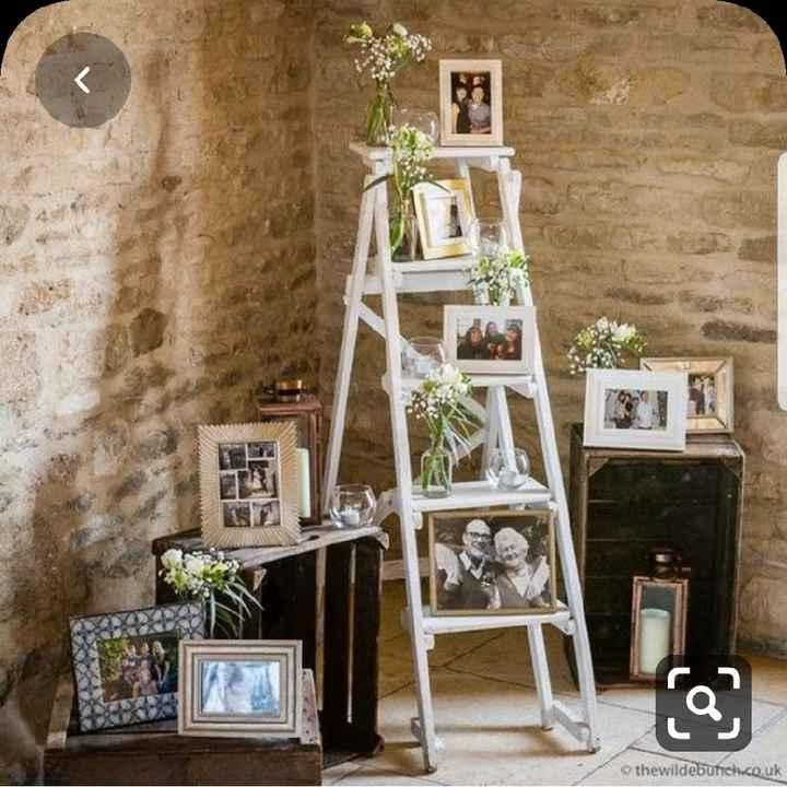 Inspirações Pinterest - Memorial aos que já partiram - 1