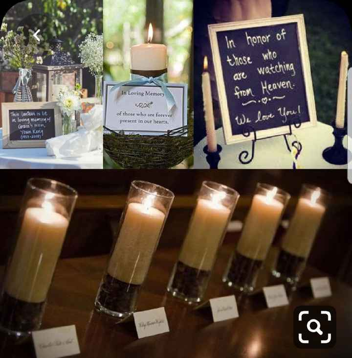 Inspirações Pinterest - Memorial aos que já partiram - 20