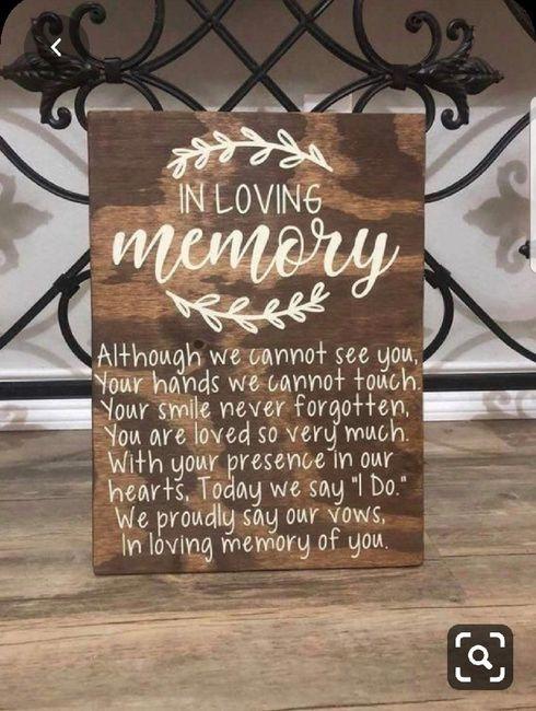Inspirações Pinterest - Memorial aos que já partiram - 5