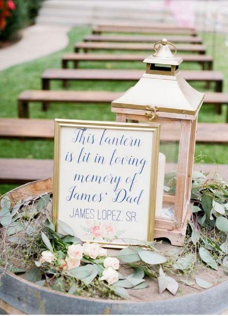 Inspirações Pinterest - Memorial aos que já partiram 22