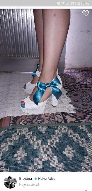 Má experiência And i wonder shoes 3