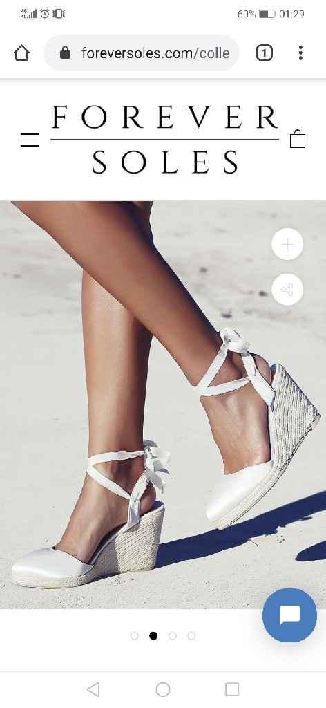 Sapatos o dia inteiro no grande dia ou mudar por algo mais confortável - 1
